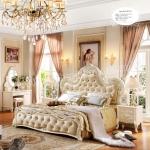 Giường ngủ cao cấp hoàng gia 9018