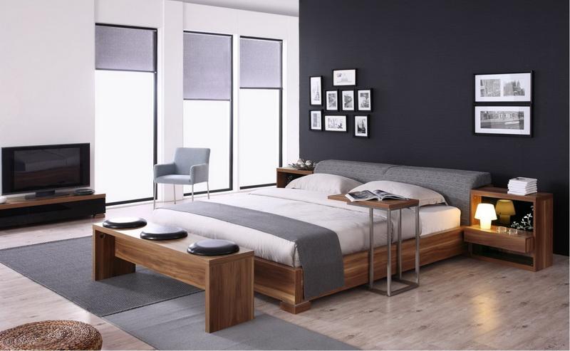 Giường ngủ D6502