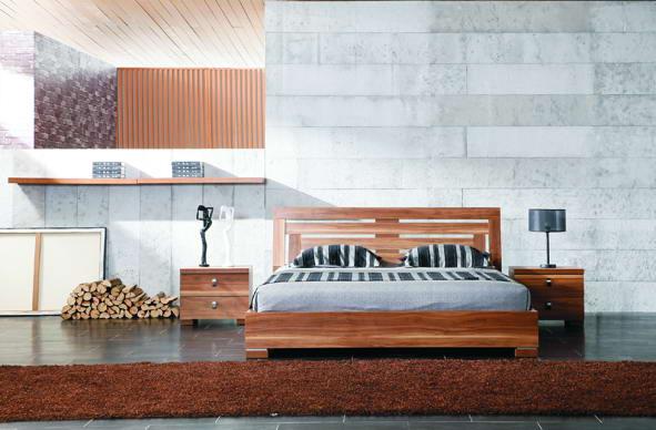 Giường ngủ D6506D