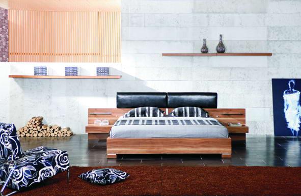 Giường ngủ D6507D