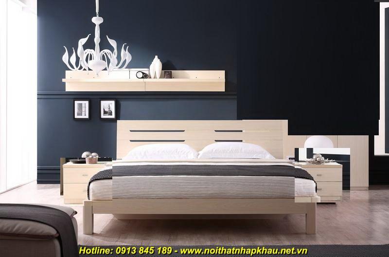 Giường ngủ F3011D