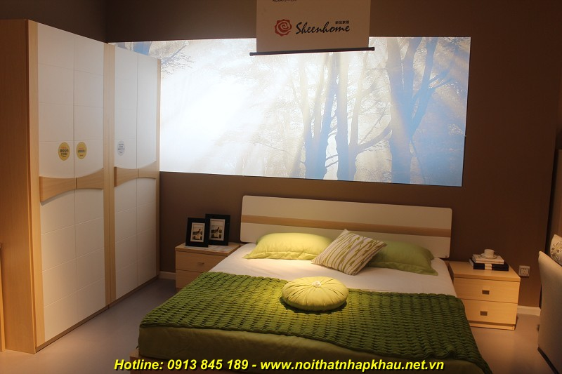 Giường ngủ F3021D