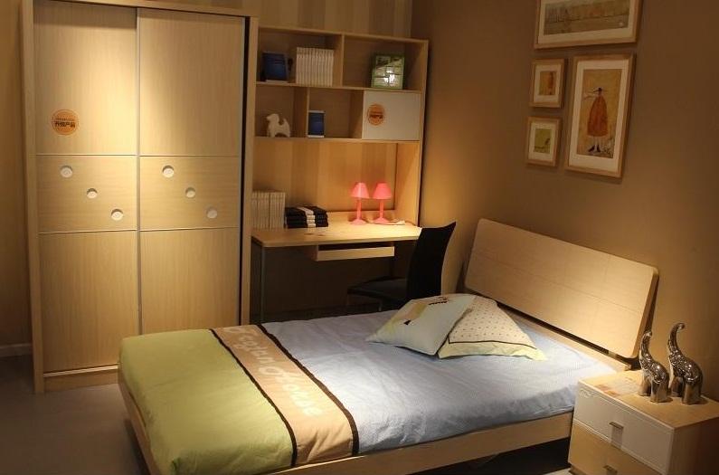 Giường ngủ F3121D