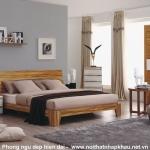 giường ngủ k2304D