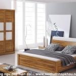 giường ngủ K2307D