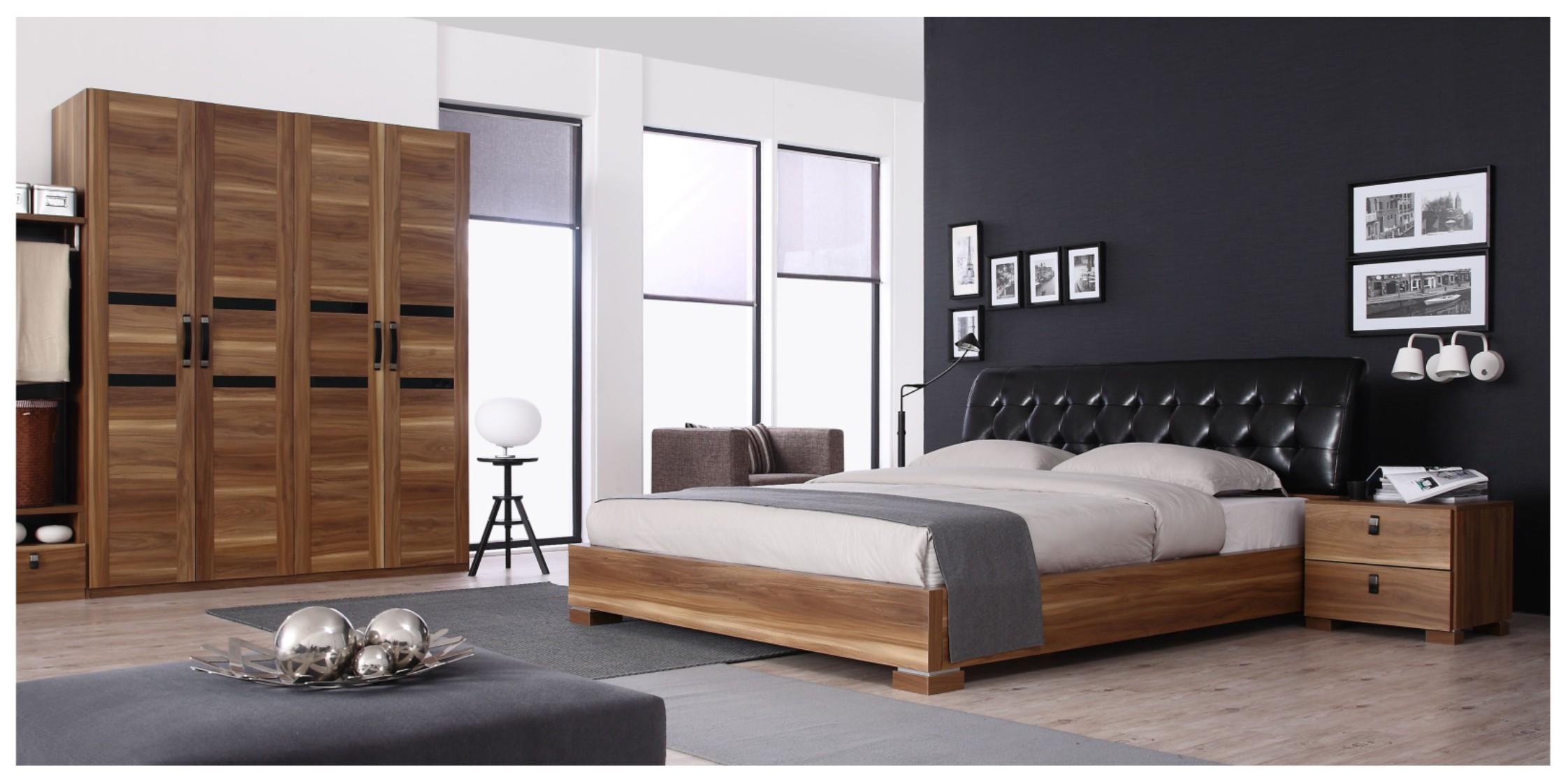 Giường ngủ D6505D