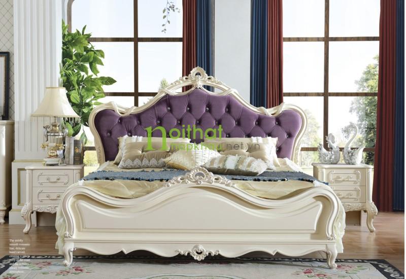 Giường ngủ đẹp 801B