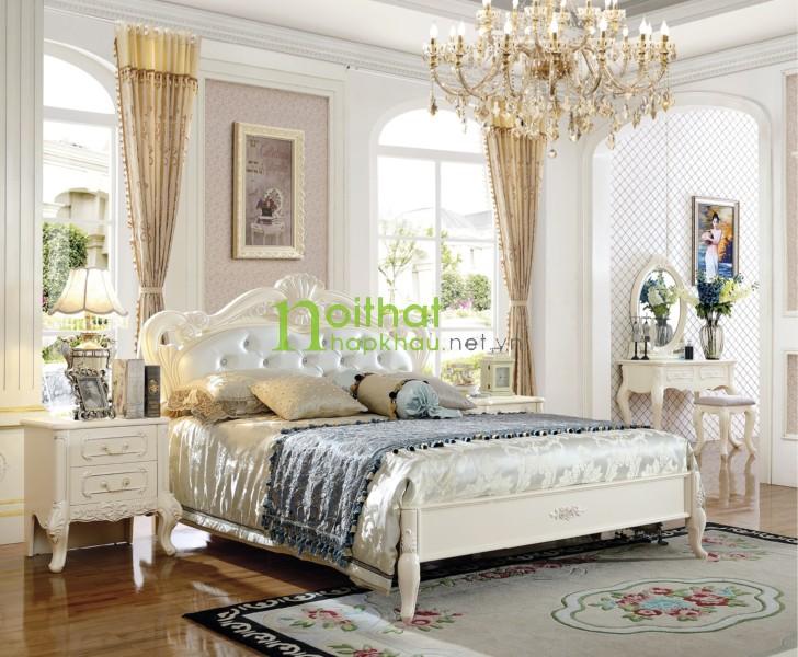 Giường ngủ đẹp 8628
