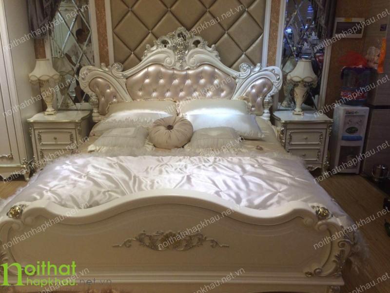 Giường ngủ đẹp 888-26