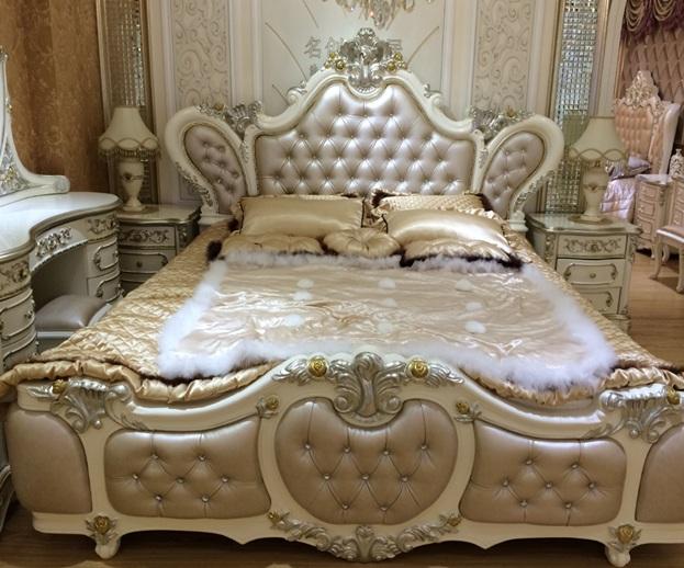 Giường ngủ đẹp 888-3