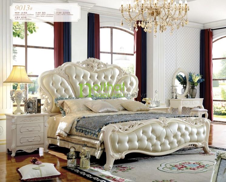 Giường ngủ đẹp 9013