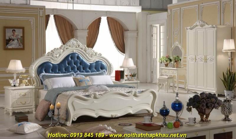 Giường ngủ đẹp 918