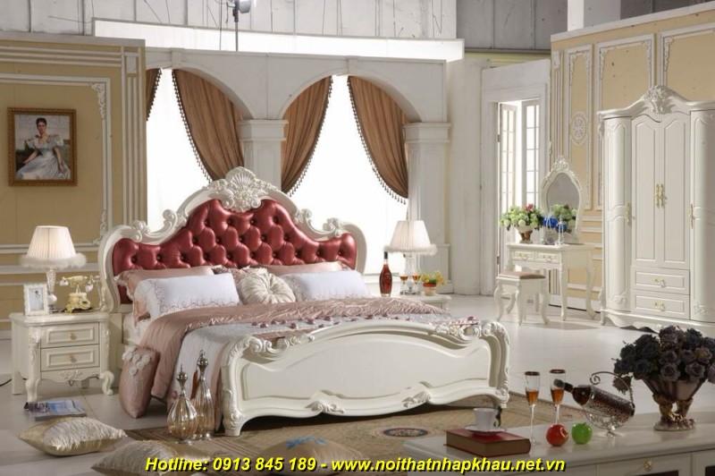 Giường ngủ đẹp 920