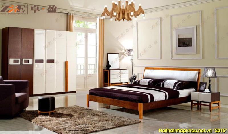 Giường ngủ đẹp AG013
