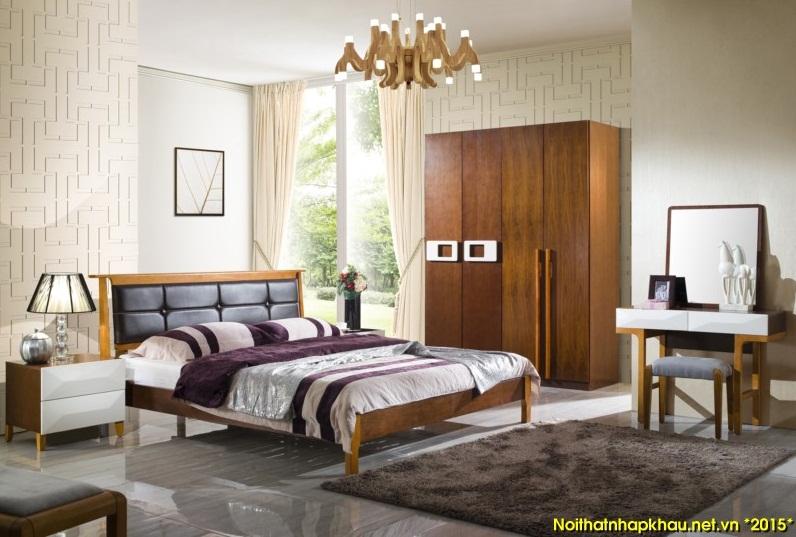Giường ngủ đẹp AG022