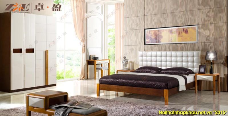Giường ngủ đẹp AG023
