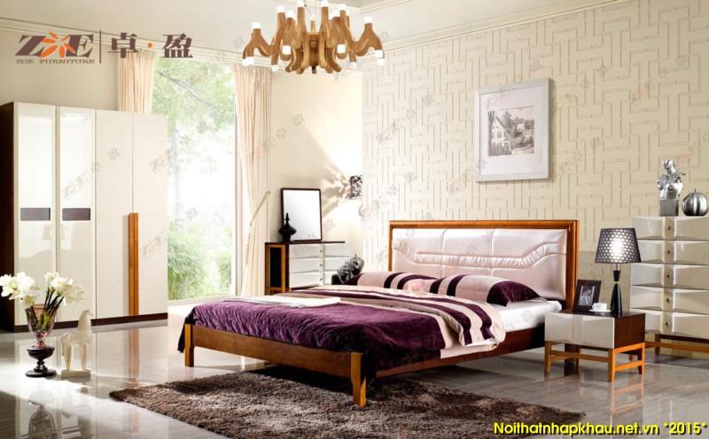 Giường ngủ đẹp AG031
