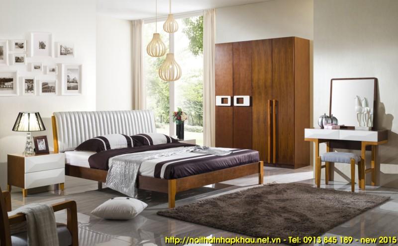 Giường ngủ đẹp AG051