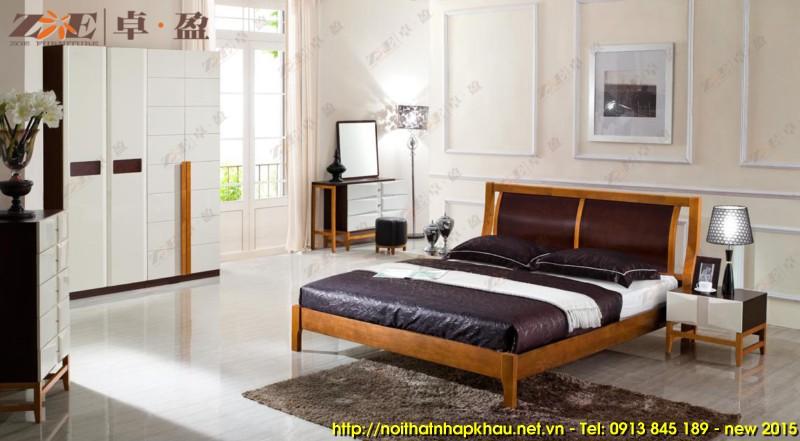 Giường ngủ đẹp AG061