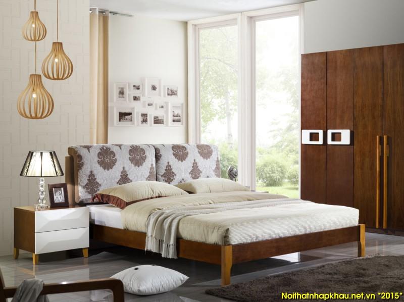 Giường ngủ đẹp AG071