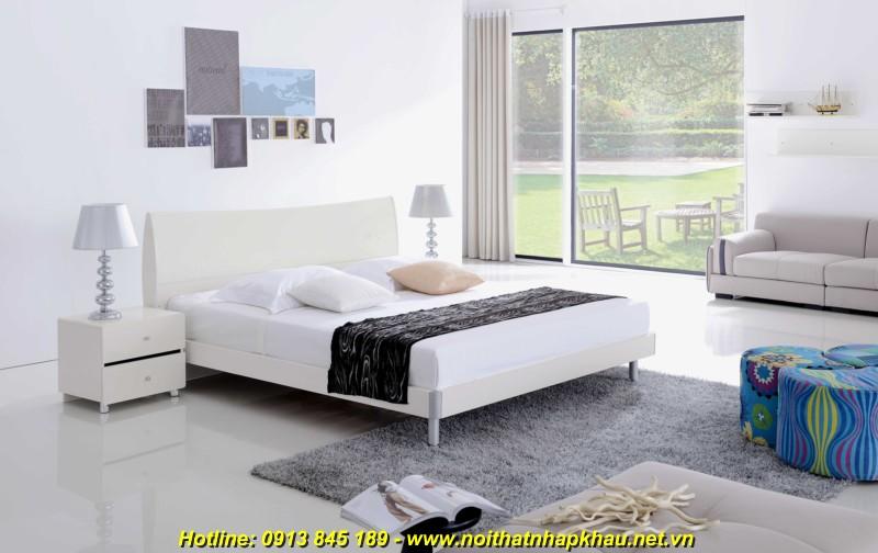 Giường ngủ đẹp B2615D
