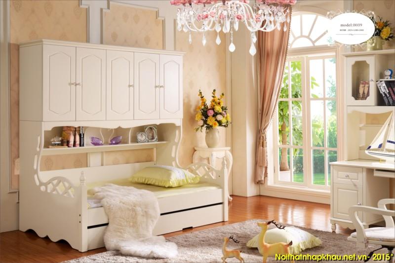 Giường tầng đẹp 8039