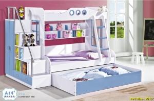 giường tầng đẹp cho trẻ em A14