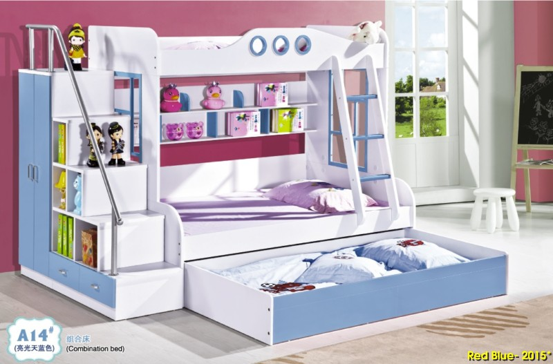 Giường tầng đẹp A14