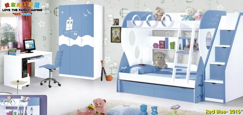 Giường tầng đẹp A16