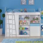 giường tầng trẻ em A207-1