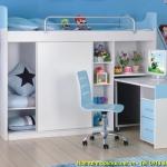 giường tầng đẹp cho trẻ em A207