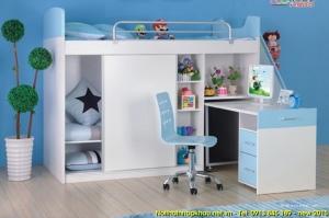 giường tầng trẻ em A207
