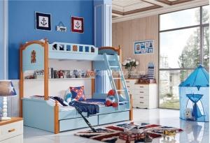giường tầng đẹp cho trẻ em K23