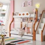 giường tầng đẹp cho trẻ em K25
