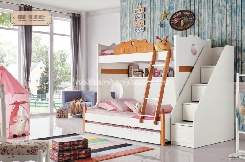 Giường tầng K29