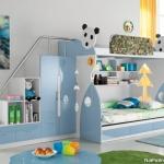 giường tầng đẹp trẻ em 8119