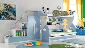 Giường tầng đẹp 8119