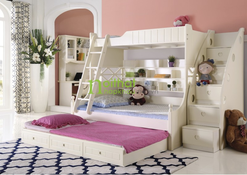 Giường tầng đẹp 9001