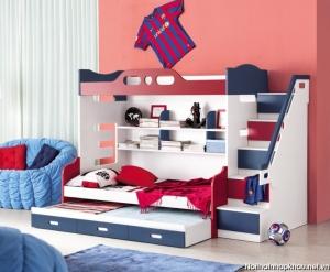 giường tầng đẹp trẻ em 9081