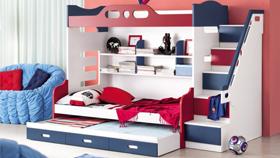 Giường tầng đẹp 9081