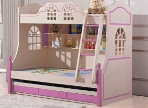 giường tầng trẻ em H989B