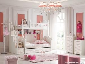 giường tầng đẹp cho trẻ em a613