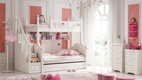 Giường tầng trẻ em A613