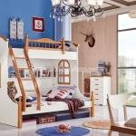 giường tầng đẹp cho trẻ em k22-2