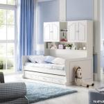 giường tầng cho trẻ em A616