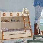 Giường tầng trẻ em đẹp D329