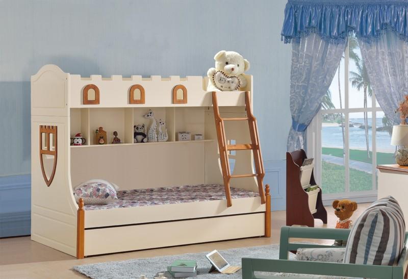Giường tầng đẹp D329
