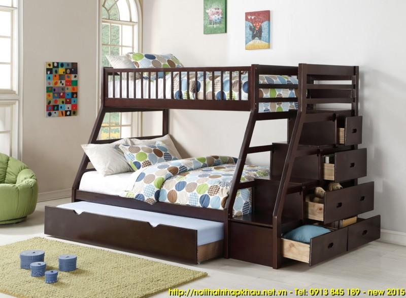 Giường tầng xuất khẩu 55192-1