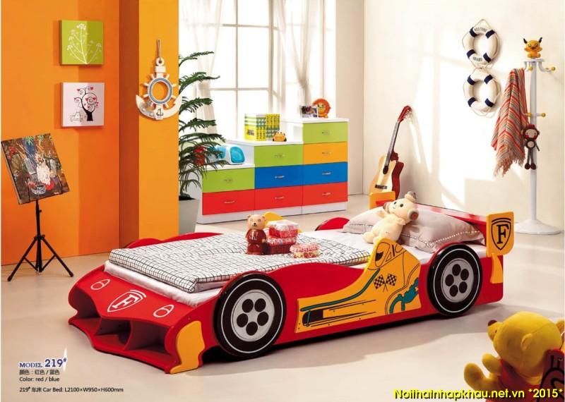 Giường xe ô tô 219