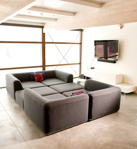 9 bộ sofa là nơi lý tưởng để ngủ trưa